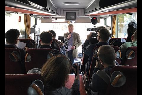 Kleptocracy tour, London